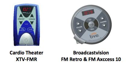 FM Transmitters Decade Récepteur FM