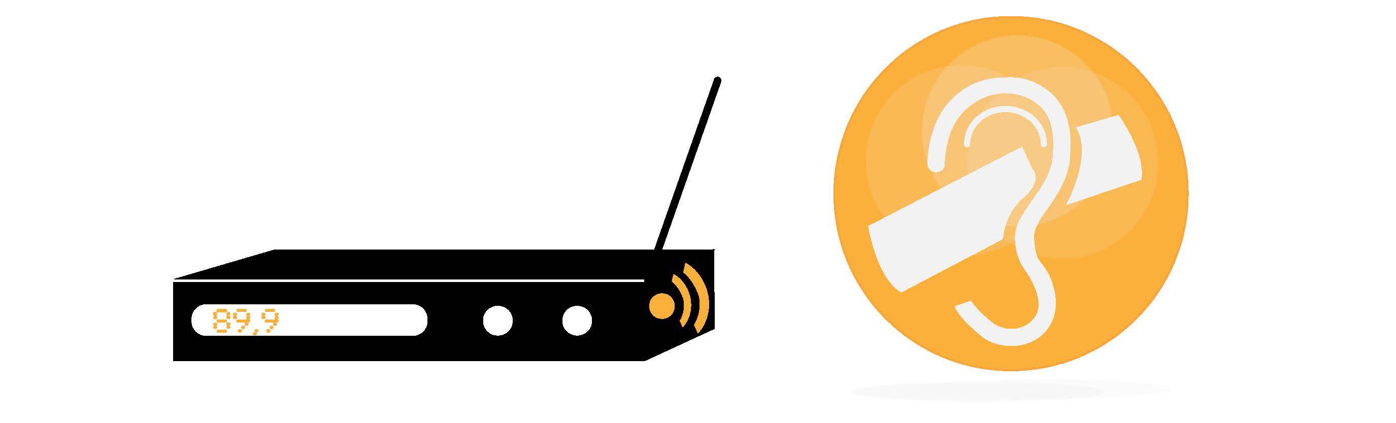 FM transmitters Decade Stades